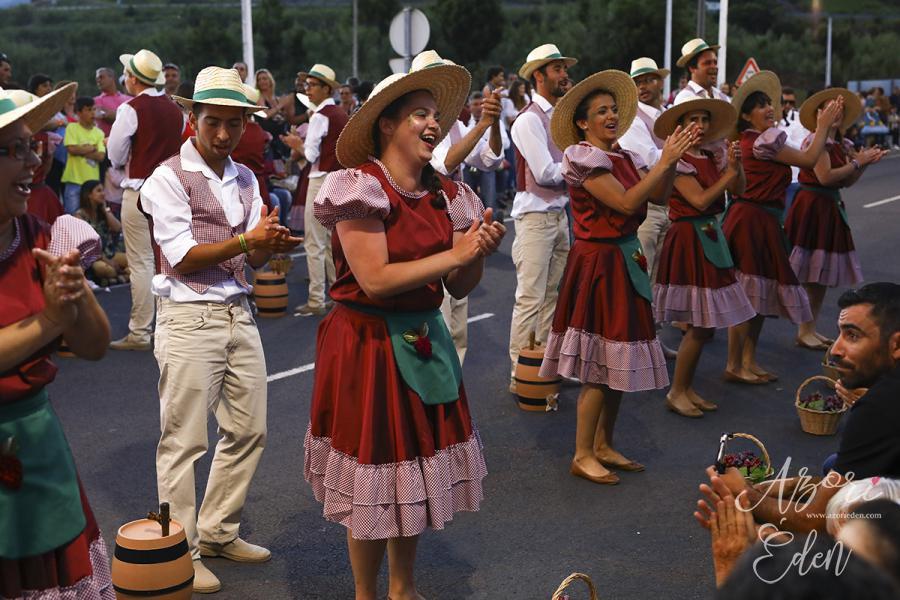 São Joao da Vila fesztival, Vila Franca do Campo, Azores
