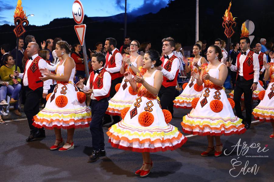 Sao Joao da Vila festival, Vila Franca do Campo, Azores