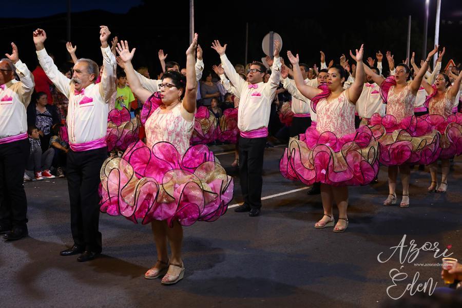 Sao Joao da Vila fesztival, Vila Franca do Campo, Azores