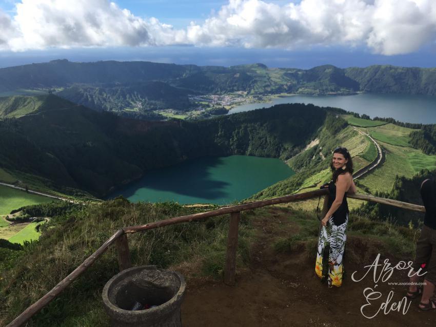 Sete Cidades az Azori-szigeteken