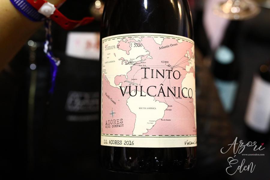 Azori borok a Wine in Azoress borfesztiválon